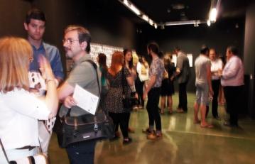 """Sombras"" detail exhibition 2014"